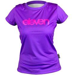 tekaška majica Annika Micro ELEVEN Violet