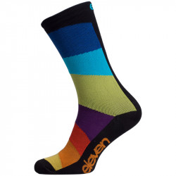 nogavice Eleven SUURI Rainbow
