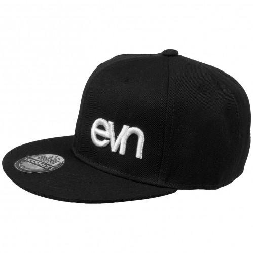 kapa s šiltom EVN Black