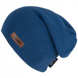 Kapa pletena Eleven L - BLUE