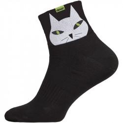 Nogavice HUBA Cats