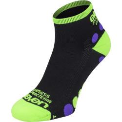 Kompresijske nogavice Loka Black