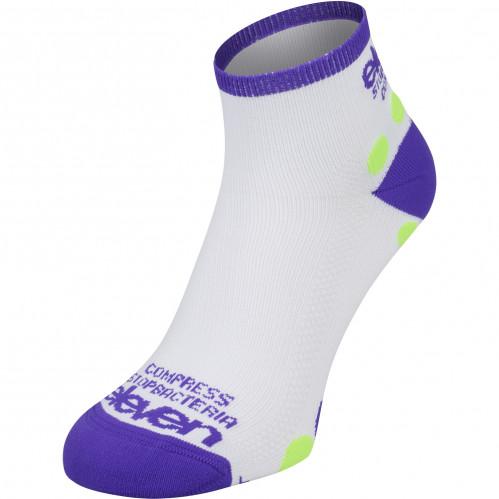 Kompresijske nogavice Loka White
