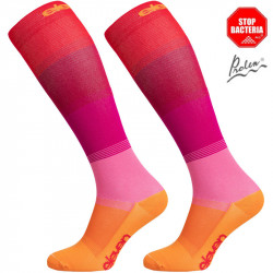 Kompresijske nogavice Mono Pink
