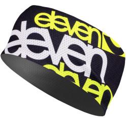 Headband HB Silver Fluo Black
