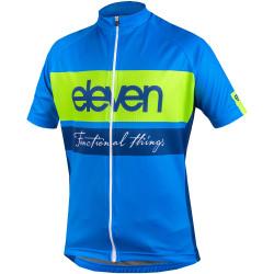 Otroški kolesarski dres Eleven Hor Blue