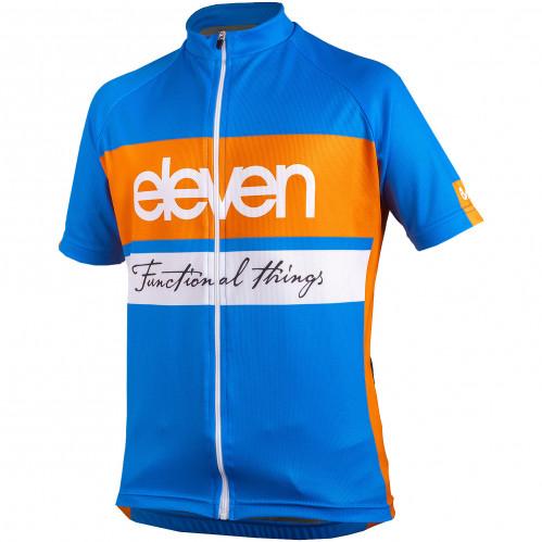 Otroški kolesarski dres Eleven Hor Orange