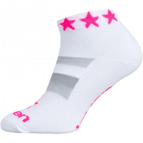 Nogavice ELEVEN LUCA Star Pink