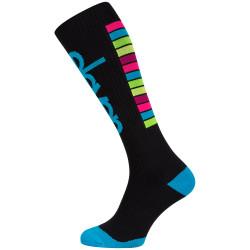 Kompresijske nogavice Eleven Stripe Black