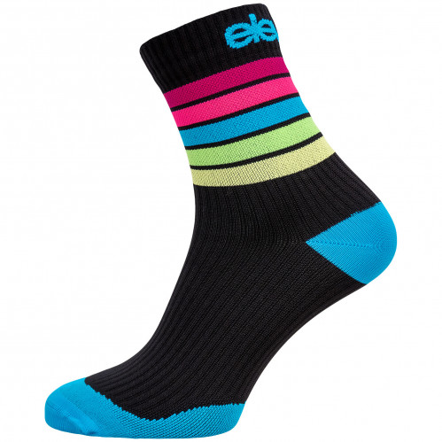 Kompresijske nogavice ELEVEN Strada Stripe Black