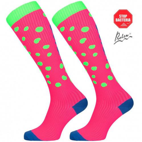 Kompresijske nogavice Eleven Dot Greem
