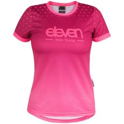 majica Annika Micro ELEVEN Run Team Pink